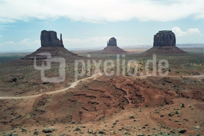 Monument Valley Az,Ut