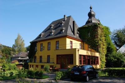 Adelssitz Burg Zweiffel zu Bergisch Galdbach #2