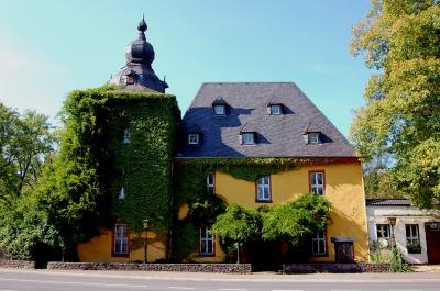 Adelssitz Burg Zweiffel zu Bergisch Galdbach #4
