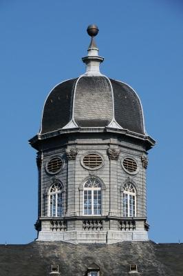 Schloss Bensberg zu Bergisch Gladbach, Dach-Turm