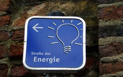 Straße der Energie