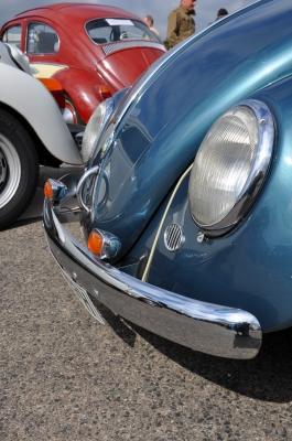 VW-Käfer auf dem Käferjedöns