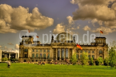 HDR - Reichstag