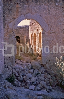 Ruinen  von  Aptera