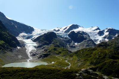 steingletscher - sustenpass