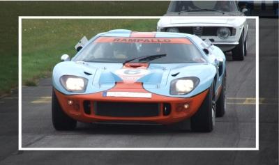 Ford GT 40 Gulf