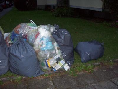 Müllproblem oder Impressionen? #2