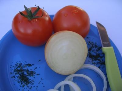 Lecker Tomate gefällig?