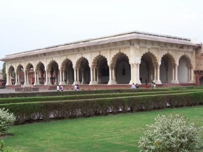 Palast von Agra/Indien