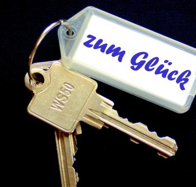 Schlüssel zum Glück
