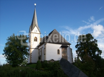 Sommerkirche Maria Wörth