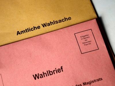 Briefwahl zum Deutschen Bundestag