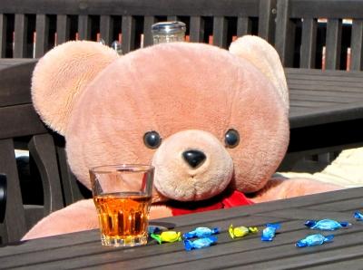 Oh, ein Whisky