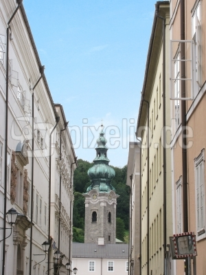 Salzburg - Altstadtdetail