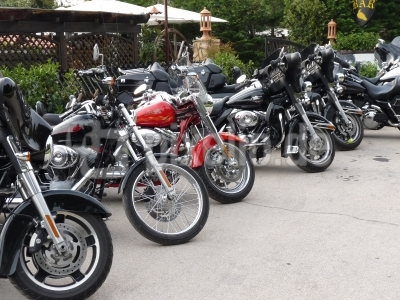 Motorradflotte