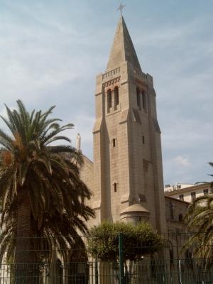 Bastia-Kirche am Neuen Hafen