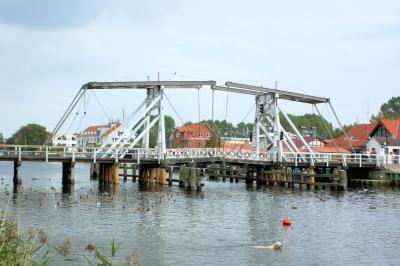 Zugbrücke Wieck Greifswald