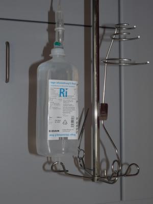 Krankenhaus: Infusion 1