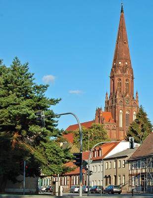 Ev. Nikolaikirche in Pritzwalk / Prignitz