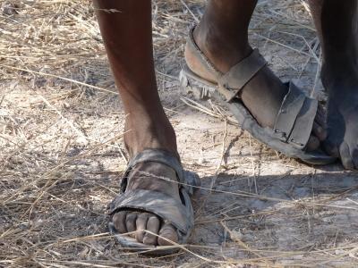 Afrikanische Dorfkinder 3