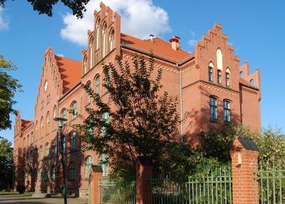 Meine gute alte Schule