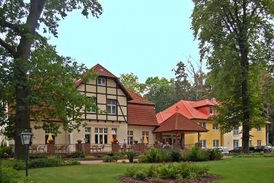 """Hotel """"Forsthaus Hainholz"""" in Pritzwalk"""