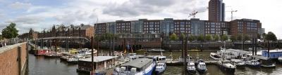 Panorama  Binnenhafen