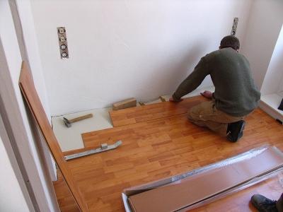 kostenloses foto parkett verlegen. Black Bedroom Furniture Sets. Home Design Ideas