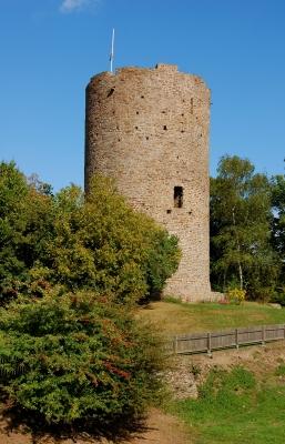 Burgruine Blankenberg bei Hennef #6