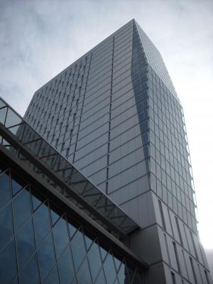 Frankfurt/Main - Palais Quartier - Hotelturm
