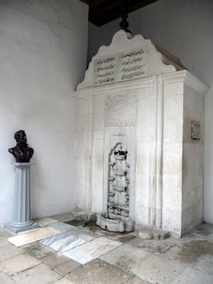 Der Tränenbrunnen von Bachtschissaraj