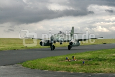 Messerschmitt ME 262 # 02