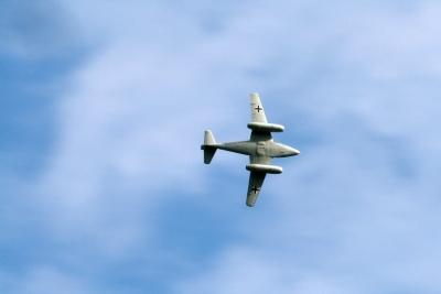 Messerschmitt ME 262 # 03
