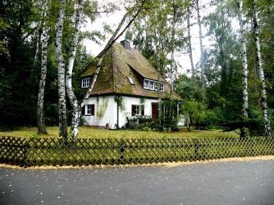 Waldvilla am Tiergarten