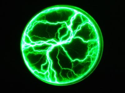 Elektrische Entladungen 1