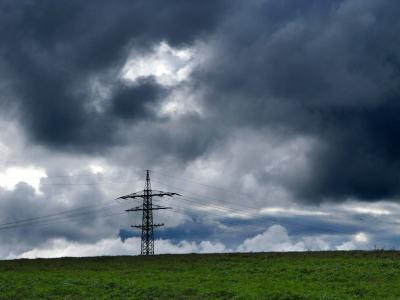 Überland-Stromversorgung