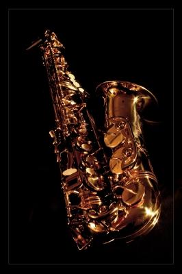 Golden Saxophon