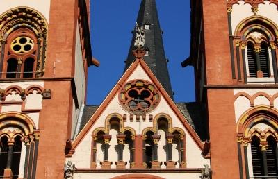 Der Georgsdom zu Limburg, Detailstudie #3