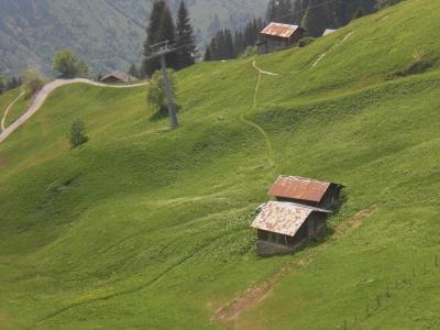 Berghütte im Kanton Bern