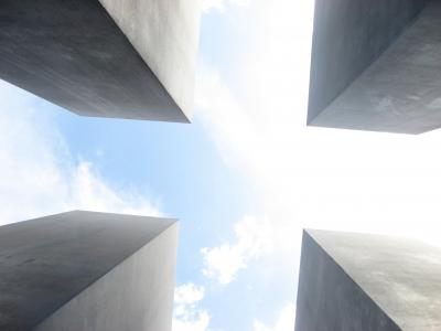 Holocaust Gedenkmal Berlin