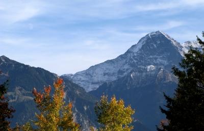 Schweizer Berge: Eiger-Nordwand