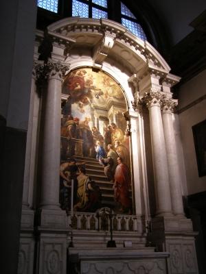 Kirche S.Maria Della Salute