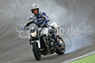 IDM  2009 - Stuntshow