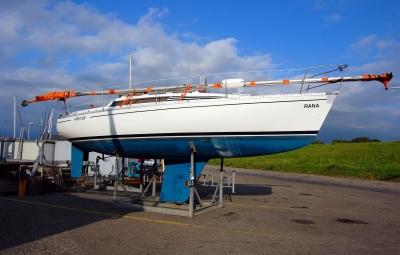 Yachthafen in Flevoland (Holland) #6