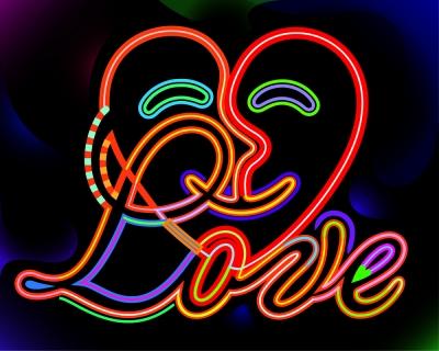 Love Symbol ll (Neon Version)