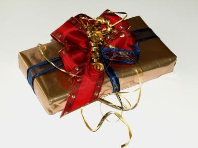 - Geschenkpäckchen -