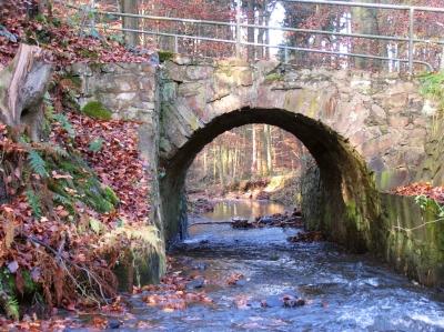 Brücke am Aubach