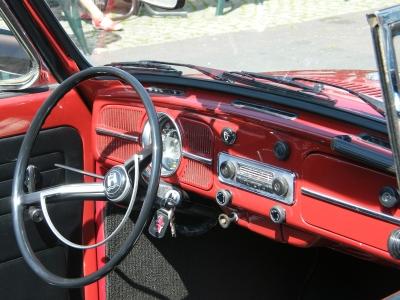 Cabrio Armaturenbrett