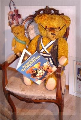 Heißgeliebte Teddybären