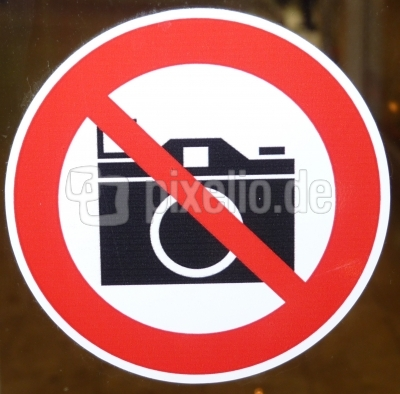 Schlimm für Fotografen
